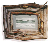 Adirondack and Rustic custom frames by Nick Nickerson